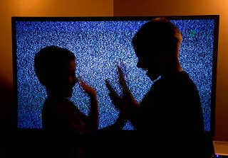 An University of Iowa researcher found that background television—when the TV is on in a room where a child is doing something other than watching—can...
