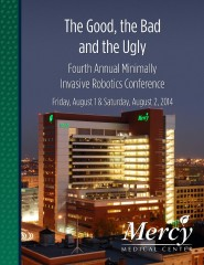 Mercy's 4th annual Robotic Gynecologic Surgery Conference