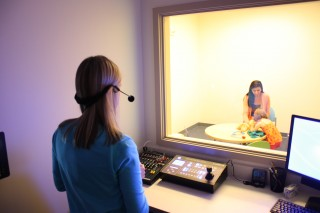 Using a two-way mirror, Washington University researchers observe children from preschool age through middle school. In a new study, they found that children...