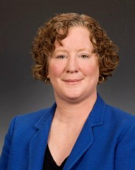 Mary Frances Pate, of the University of Portland School of Nursing in Oregon, serves as chair of the AACN Certification Corporation national board.
