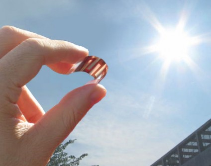 Newswise: Organic Photovoltaic Cells of the Future