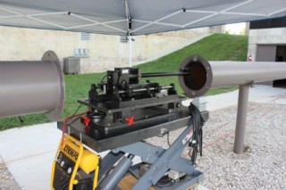 Wichita State University's National Institute for Aviation Research recently opened a new Ballistics and Impact Dynamics Research Lab.