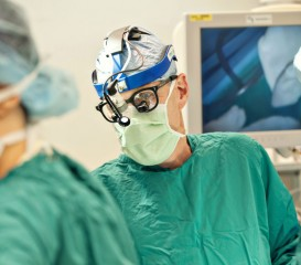 (File photo) Steven F. Bolling, M.D., cardiac surgeon at the University of Michigan Frankel Cardiovascular Center, leads mutidisciplinary team in successful...