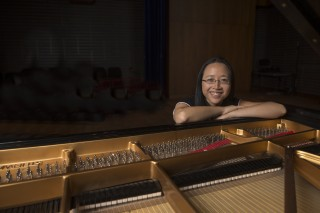 Eugenia Cheng, visiting senior lecturer in mathematics at the University of Chicago and a concert pianist, specializes in category theory, which she characterizes...