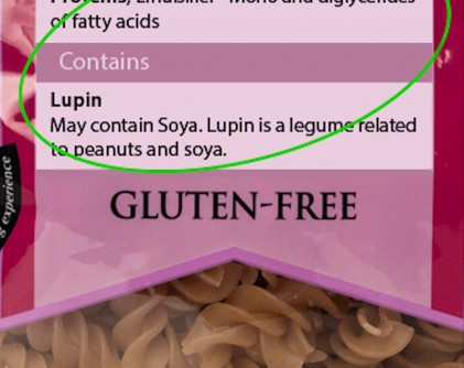 Newswise: New Gluten-Free Ingredient May Cause Allergic Reaction