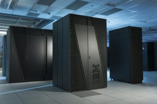 The AMOS petascale supercomputing system at Rensselaer was recently ranked the 43rd most powerful supercomputer  in the world.