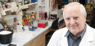 Duane Grandgenett, Ph.D., professor at SLU's Institute of Molecular Virology and senior author of the study, discovered integrase in 1978.