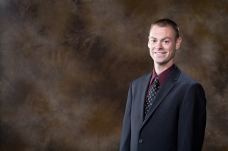 Brendon McDermott, assistant professor, kinesiology, University or Arkansas