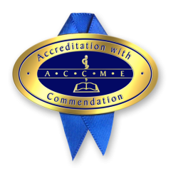 CAP  receives accreditation with commendation by the Accreditation Council for Continuing Medical Education (ACCME).