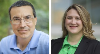 Charles Perou, Ph.D., and Katherine Hoadley, Ph.D.