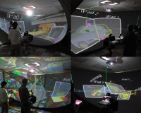 Newswise: Spectacular 3D Sketching System Revolutionizes Design Interaction and Collaboration