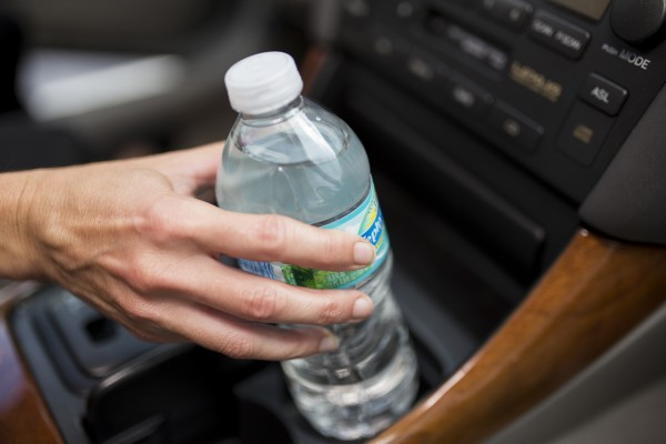 A UF/IFAS researcher warns against leaving plastic bottled water in any warm place, especially in a car, for a long time. Lena Ma, a soil and water science professor, studied plastic bottles in China and found one of 16 brands did not meet safety standards after it was stored in 158 degrees Fahrenheit for four weeks. Plastic water bottles are made from polyethylene terephthalate. When heated, the material releases the chemicals antimony and bisphenol A, commonly called BPA.