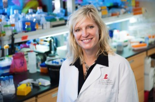 Stacey Schultz-Cherry, Ph.D., is a member of the Department of Infectious Diseases at St. Jude Children's Research Hospital.