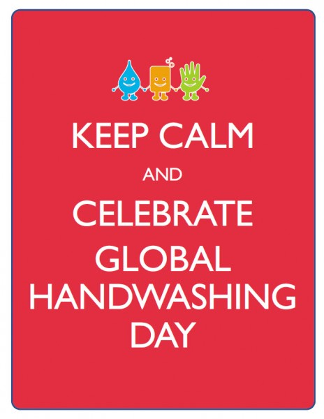 The American Cleaning Institute and Family, Career & Community Leaders of America are raising awareness about Global Handwashing Day with the message: Keep Calm and Celebrate Global Handwashing Day.