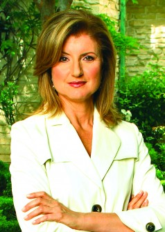 Newswise: Arianna Huffington to Headline at UC Irvine's Paul Merage School of Business Luncheon