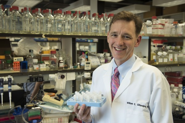 A breast cancer vaccine designed by researchers at Washington University School of Medicine in St. Louis is safe in patients with metastatic breast cancer. Preliminary evidence from the small clinical trial, led by William Gillanders, MD, also suggests the vaccine helped slow the cancer's progression.