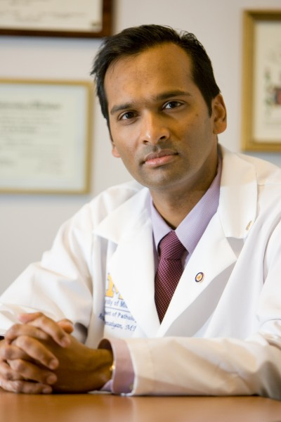 Arul Chinnaiyan, M.D., Ph.D.