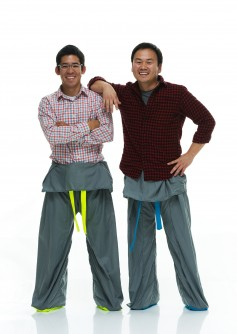 "Newswise: University of Utah Students Create ""Coziest Pants in the World"""