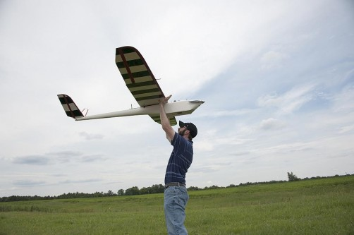 Newswise: Pilotless Aircraft Will Play Critical Roles in Precision Agriculture