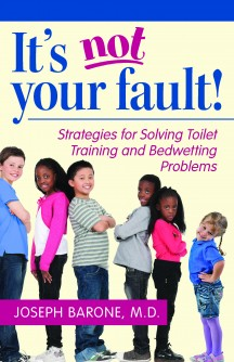 Newswise: It's Not Your Fault! Easy-to-Read, New Book Gives Parents Proven Strategies to Successfully Toilet Train Children and Resolve Delays in Training