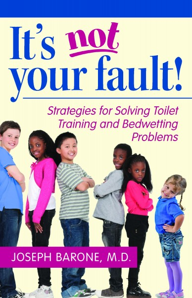 Cover to It's not your fault! by Joseph Barone, MD