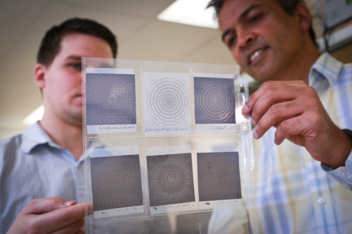 Newswise: New Filter Could Advance Terahertz Data Transmission