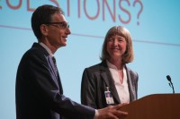 Newswise: Candace S. Johnson, PhD, Named 15th President & CEO of Roswell Park Cancer Institute