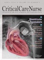 Collaborative relationships between nurses and physicians decrease rates of healthcare-associated infections in critical care, according to an article...