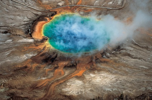 Newswise: Scientists See Deeper Yellowstone Magma