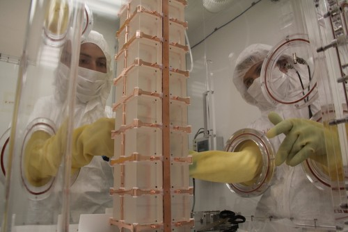 Newswise: For Ultra-Cold Neutrino Experiment, a Successful Demonstration