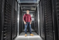 Newswise: Cooling the Cloud: Binghamton PhD Student Sets Sights on Improving Data-Center Efficiency