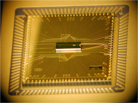 Newswise: New Chip Architecture May Provide Foundation for Quantum Computer