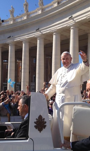 Newswise: DePaul University Experts Available to Speak on Pope Francis' Encyclical on Environmental Issues