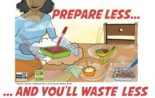 Newswise: Ways to Decrease Wasted Food in Your Home