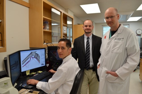 Newswise: Nebraska Team Using $3.5 Million to Find Out Why Stents Fail Miserably for Peripheral Artery Disease
