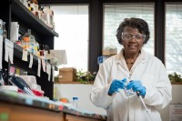 Patricia A. Martin-DeLeon is a reproductive <a href='/news/tags/Biologist'>biologist</a> at the University of Delaware.