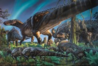 Newswise: Research Team Discovers 'Lost World' of Cold Weather Dinosaurs