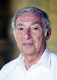 Stanford and SLAC Professor Emeritus Arthur Bienenstock.