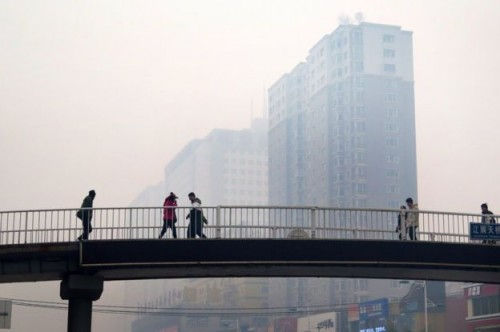 Newswise: Chinese City of Shenyang Reaching Record Levels of Pollution