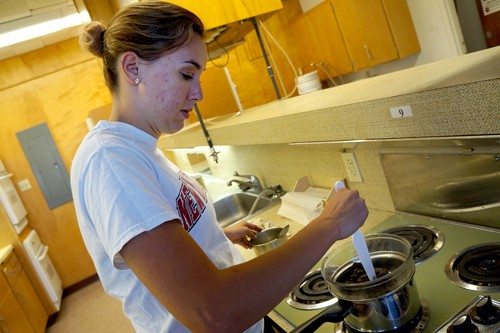 Newswise: Chemistry Student Seeks to Revolutionize Chocolate Through Research