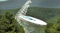 Newswise: WVU Astronomer Helps Explain Mysteries of 'Fast Radio Burst' Discovered with the Green Bank Telescope