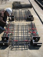 Newswise: Cyclic Lateral Testing of Precast Concrete T-Walls in Fast Low-Rise Construction