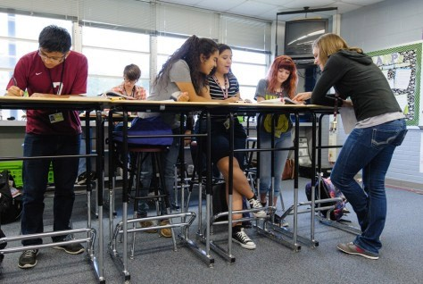 Newswise: New Study Indicates Students' Cognitive Functioning Improves When Using Standing Desks
