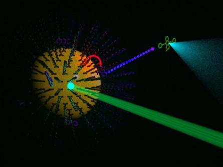 Newswise: Molecular-Like Photochemistry From Semiconductor Nanocrystals