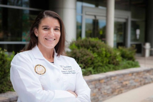 Newswise: UC San Diego Surgeon Heading to 2016 Winter Youth Olympic Games