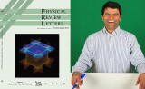 Ames Laboratory Scientist's Calculation Featured on Cover of Physical Review Letters