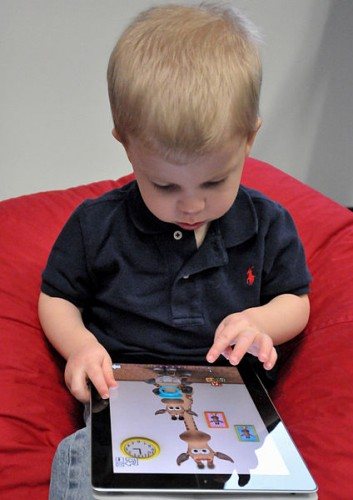 Newswise: High-Tech Toys Could Stagnate Babies' Communication Skills