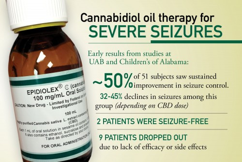 Newswise: Preliminary Results of UAB's CBD Oil Studies Show Promise