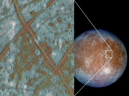Newswise: Europa's Heaving Ice Might Make More Heat Than Scientists Thought