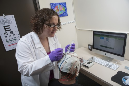 Newswise: Researchers Can Identify You by Your Brain Waves with 100% Accuracy